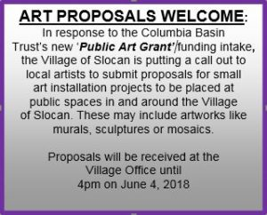 Art Proposals