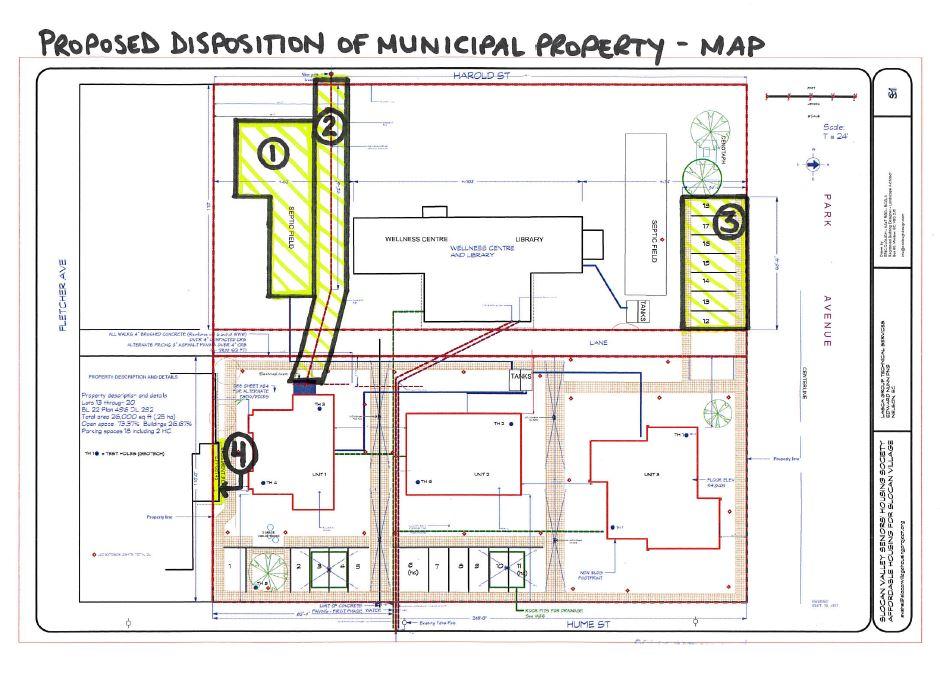 Easement Disposition Ad - MAP - Sept. 19-17