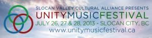Unity Festval Logo