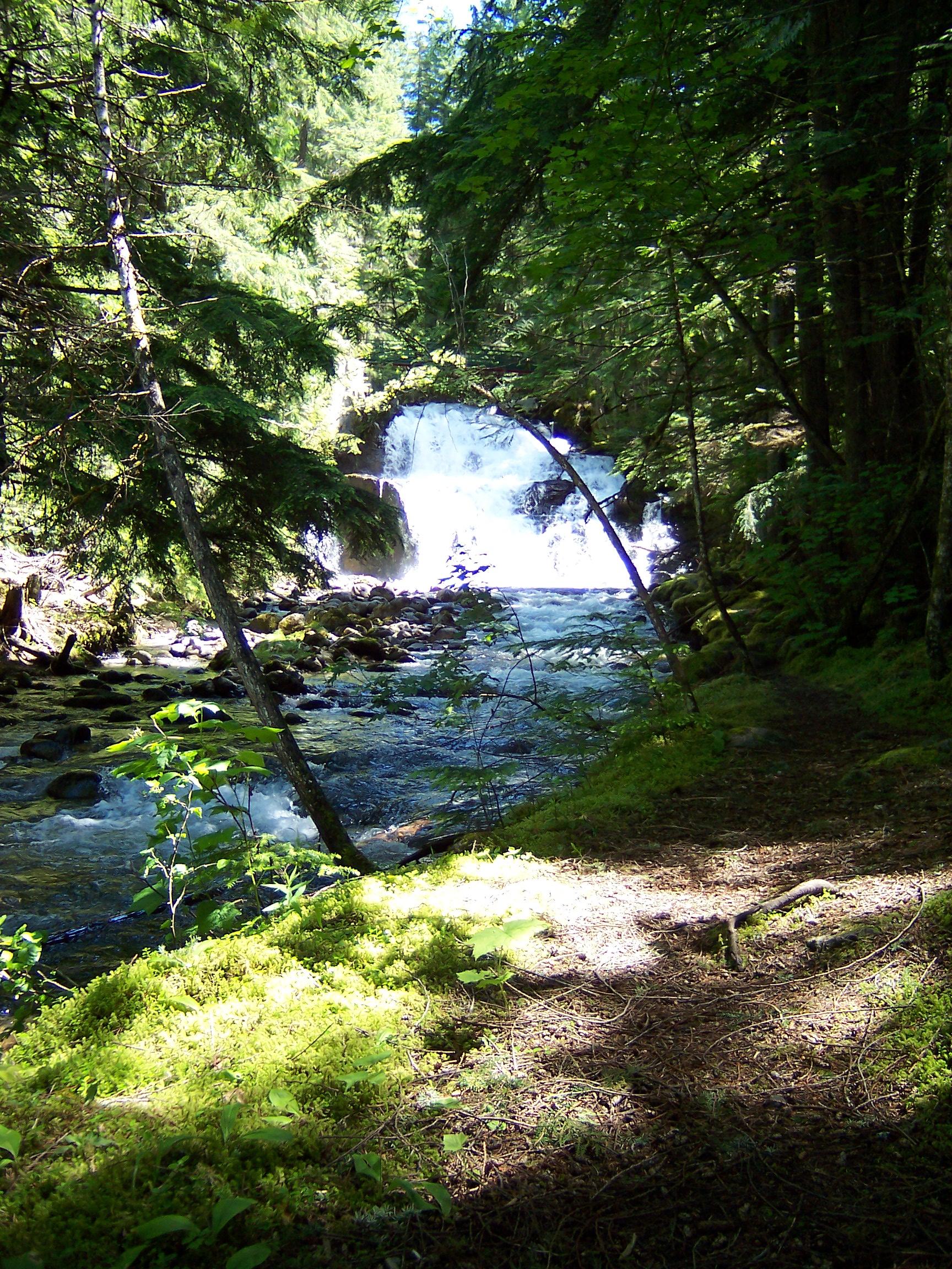 Springer Creek Waterfalls