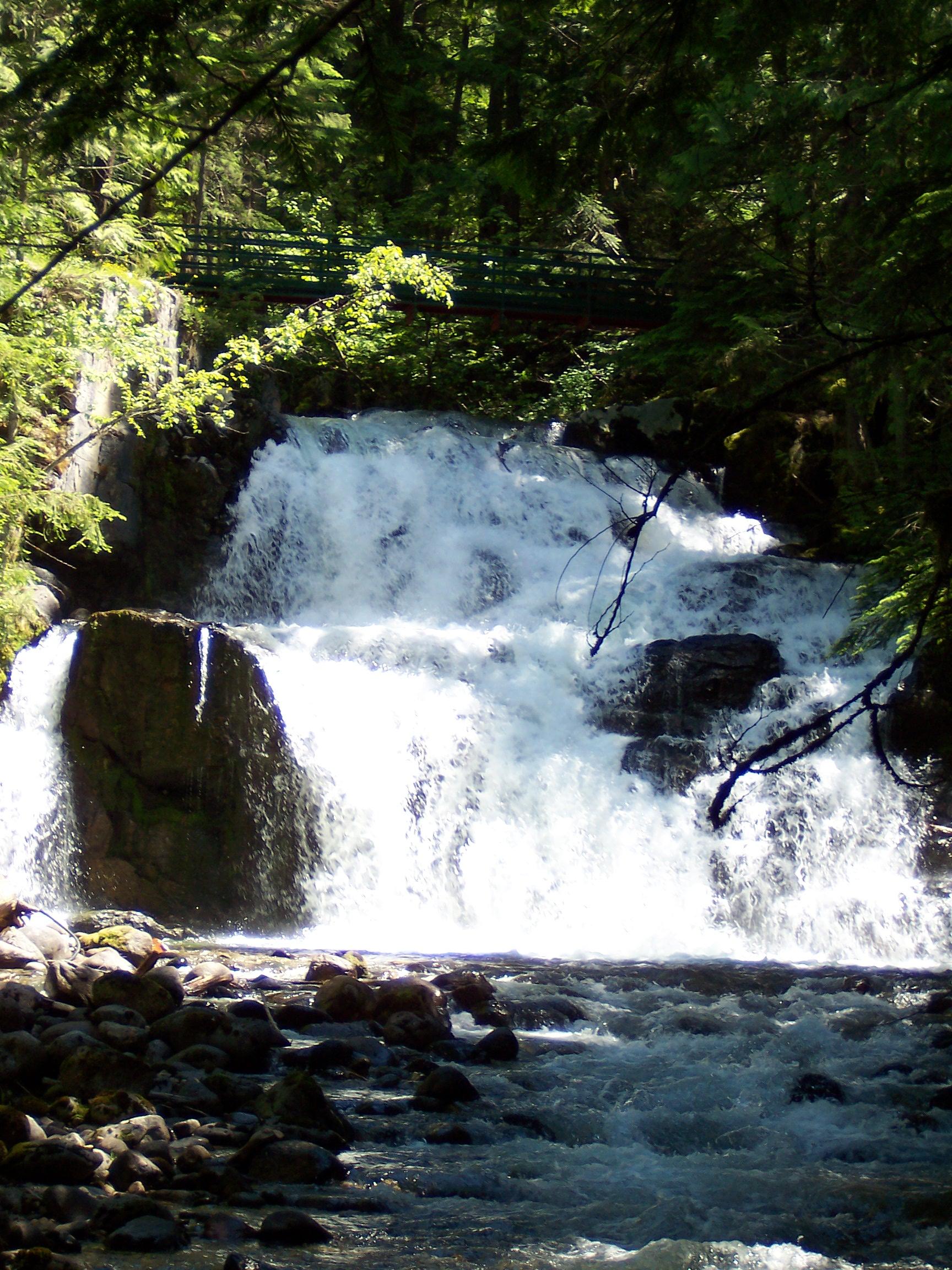 Springer Creek Falls