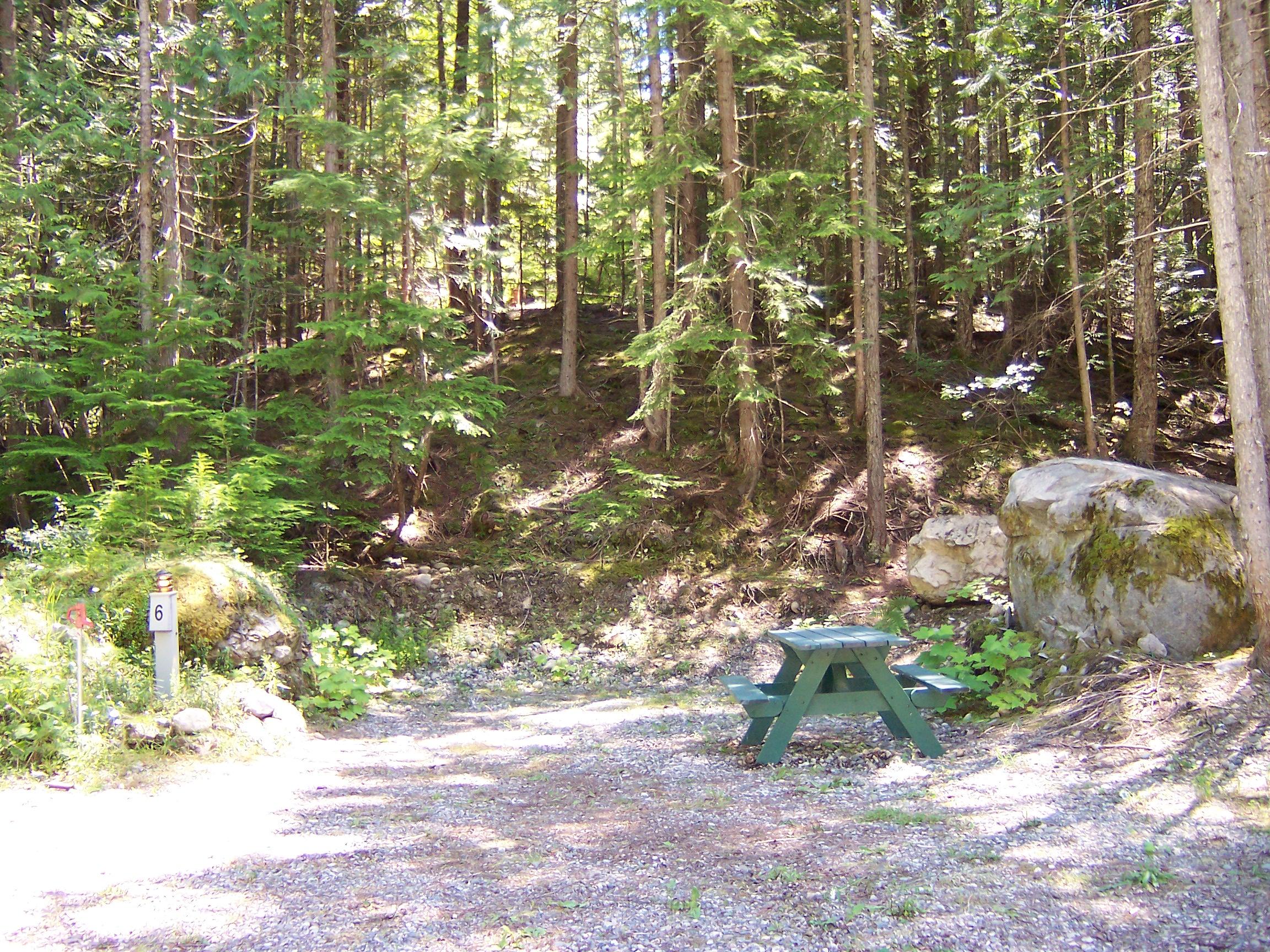 Campsite Pic 2005