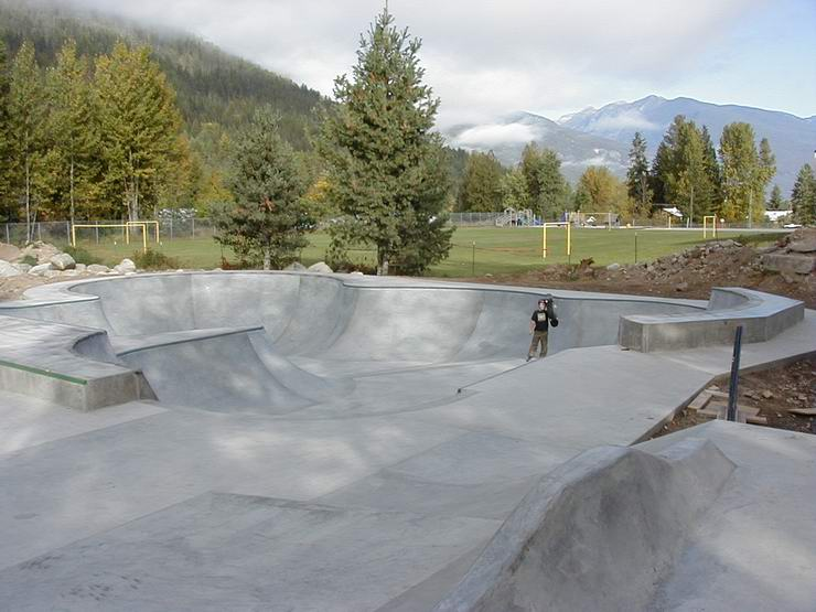 Tenacity Skate Park